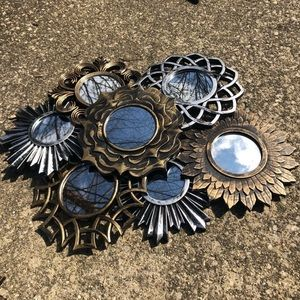 JUST IN! Small Decor Mirrors!